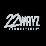 22 wayz grey logo